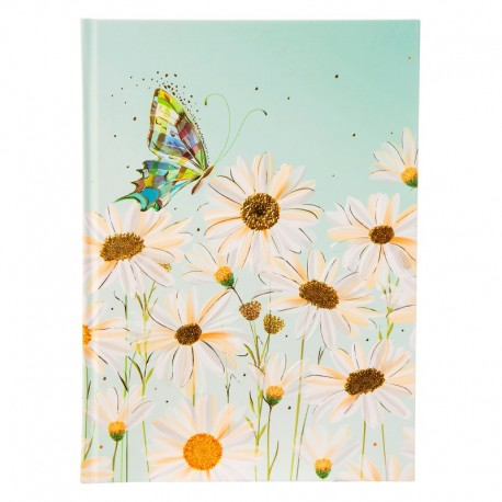 Märkmik A5 200 valget lehekülge Crystalline blue