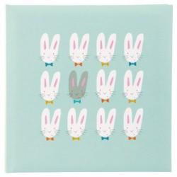 Fotoalbum klassikalise lehega Cute Bunnies 24.038