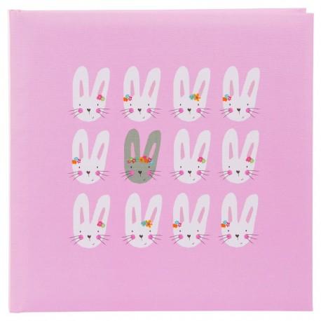 Fotoalbum klassikalise lehega Cute Bunnies 24.039