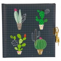 Päevik lukuga Cactus Collection