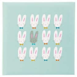 Fotoalbum klassikalise lehega Cute Bunnies 15.038