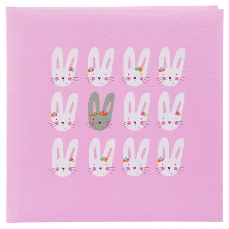 Fotoalbum klassikalise lehega Cute Bunnies 15.039
