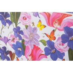 Fotoalbum klassikalise lehega Garden of Colors