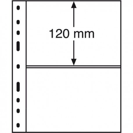 Vaheleht paberrahadele OPTIMA 2C