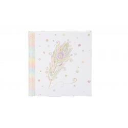 Märkmik 144 valget lehekülge Flora Feather