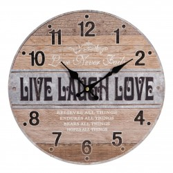 "Seinakell ""Live,Laugh,Love"" W7495"