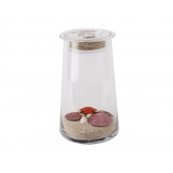 Küünlaalus klaasist 43306
