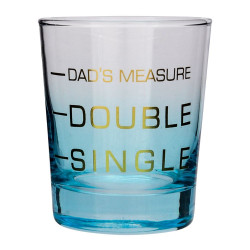 Klaas Dadś Measure Whiskey Glass G349
