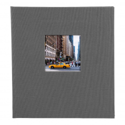 Fotoalbum klassikalise lehega 30x31cm Bella Vista 27.945